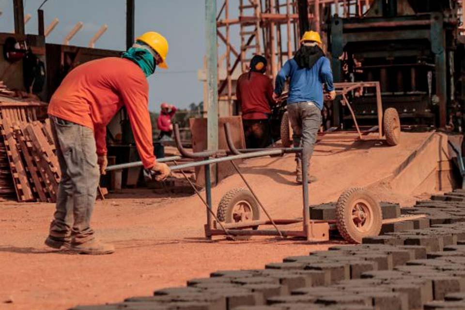 Projeção da Sejus para 2020 inclui fábricas de bloquetes e lavanderia