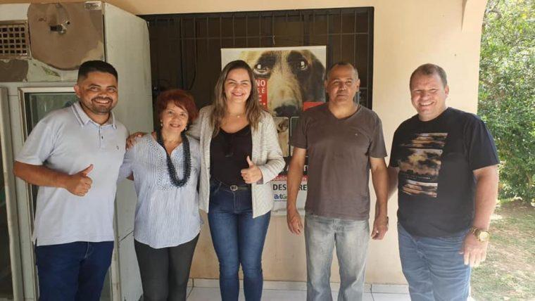 Vereadora Ada Dantas conquista emenda de R$100 mil para abrigo de animais