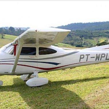 Avião é furtado em hangar de fazenda em Rondônia