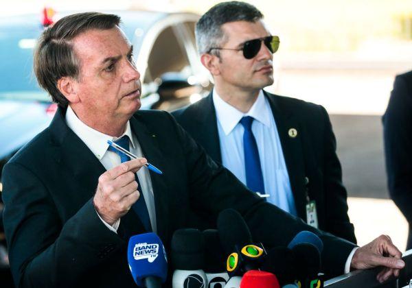 """Para Bolsonaro, reforma administrativa vai contemplar """"números e pessoas"""""""