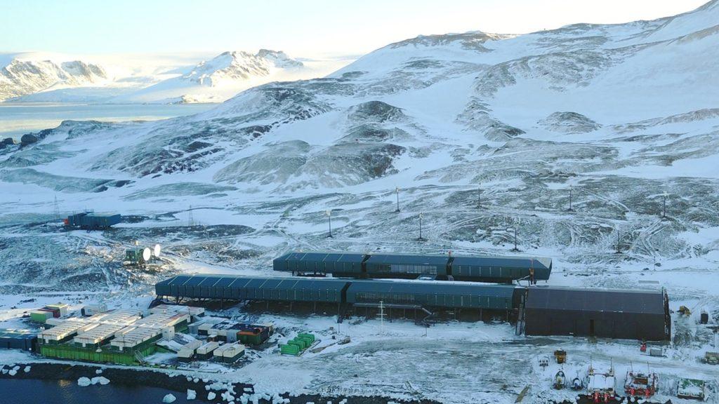 Nova estação antártica brasileira será inaugurada nesta terça-feira,14