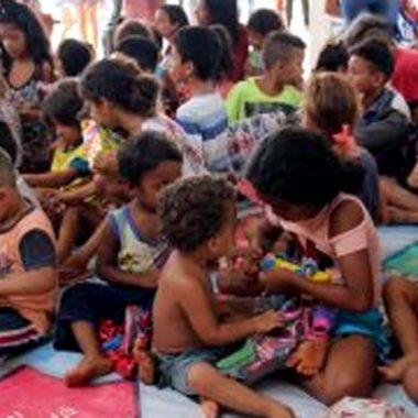 Mais de R$ 2 milhões serão investidos pelo governo estadual em ações para proteção das crianças de 0 a 3 anos, em Rondônia