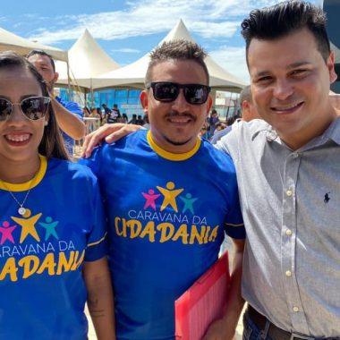 Deputado Marcelo Cruz destina R$ 345 mil para a Caravana da Cidadania