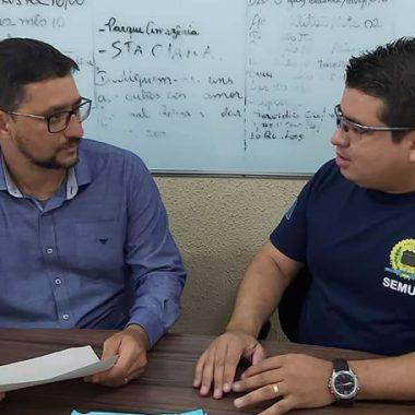 Deputado Anderson vai destinar emenda para maior projeto de regularização fundiária de Porto Velho