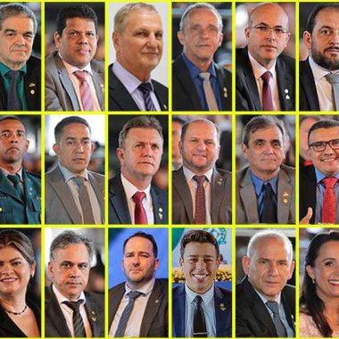 Pesquisa aponta deputado Anderson Pereira como o mais atuante em 2019; confira os demais