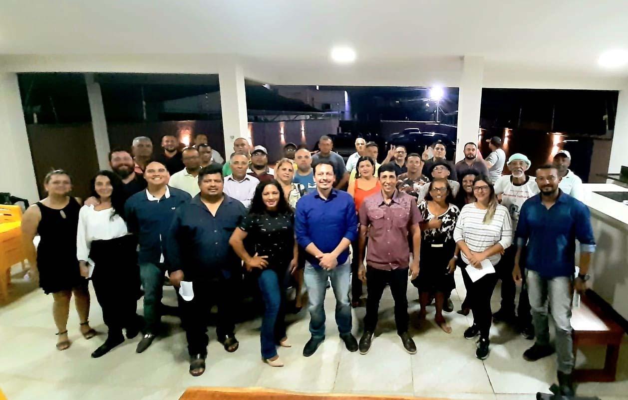 ELEIÇÕES 2020 – Em reunião, executiva do PROS orienta filiados para o pleito municipal
