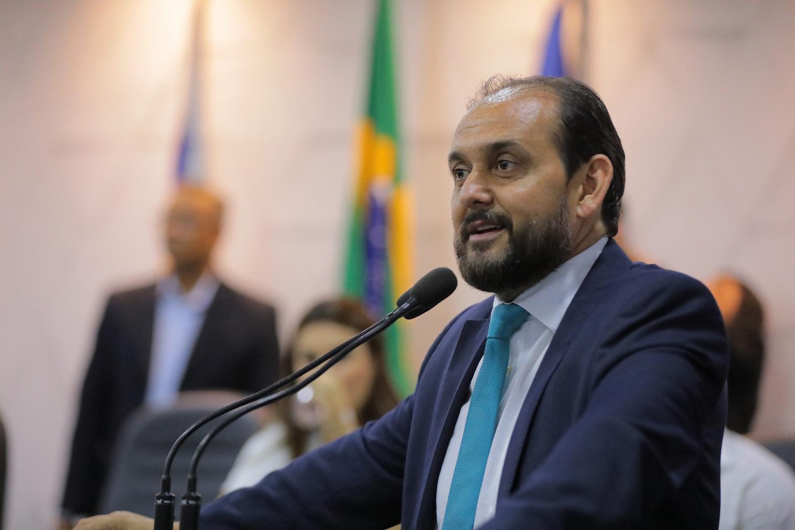 Presidente Laerte Gomes confirma empenho de R$ 350 mil para Prefeitura de Theobroma