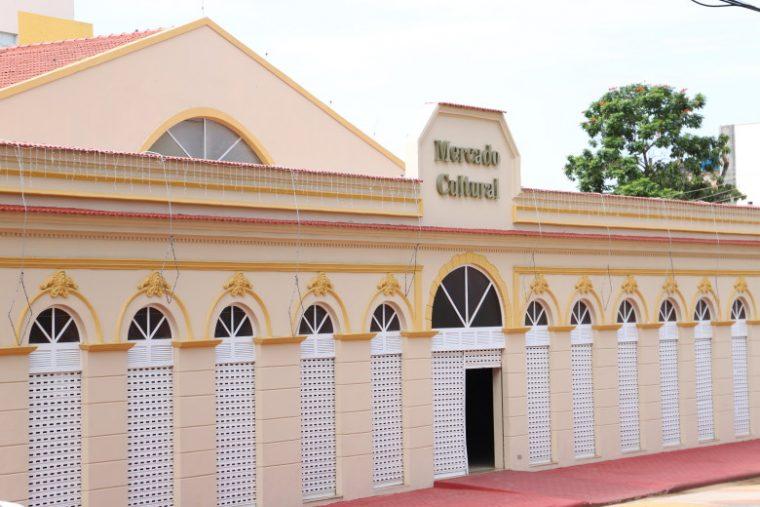 COMEMORAÇÃO – Tudo pronto para reabertura do Mercado Cultural