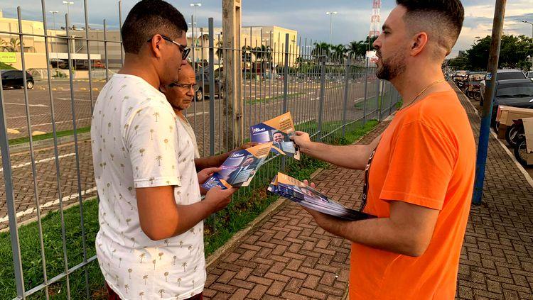 Confira o trabalho desempenhado por Léo Moraes na Câmara Federal em 2019