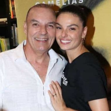Pai de Isis Valverde sofre infarto e morre durante trilha em MG