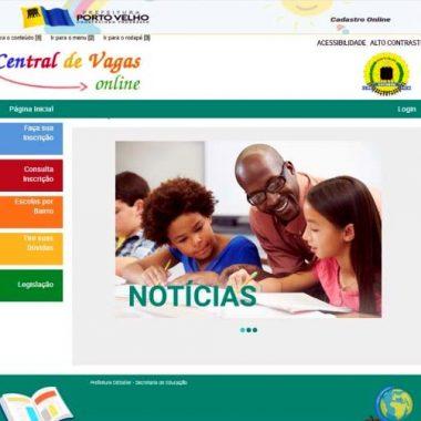 Segunda fase da Chamada Escolar teve inicio na segunda-feira
