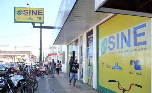 Sine Municipal divulga 40 vagas de emprego para hoje