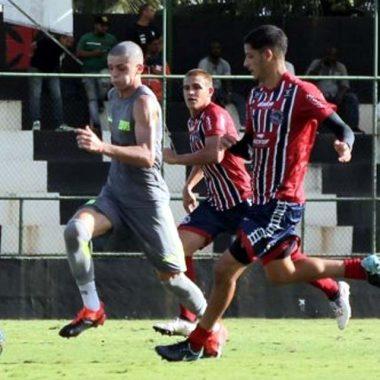 Em jogo-treino, Porto Velho é goleado pelo Vasco