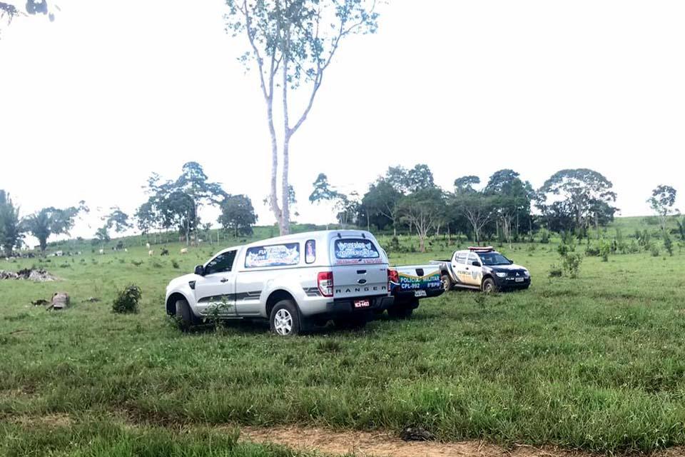 Irmão de vereador é encontrado morto na zona rural de Theobroma