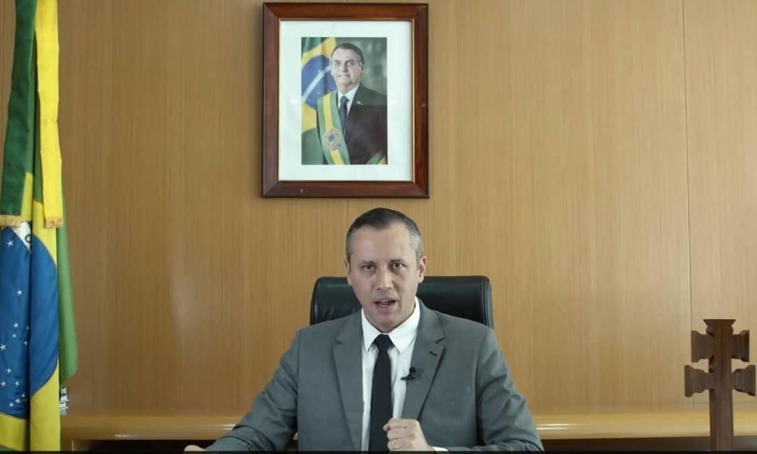 Roberto Alvim é exonerado da Secretaria Especial de Cultura após frase nazista