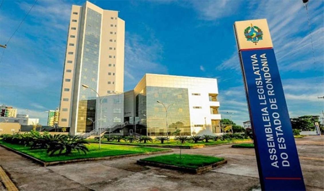 Assembleia Legislativa de Rondônia faz a maior reforma administrativa de sua história