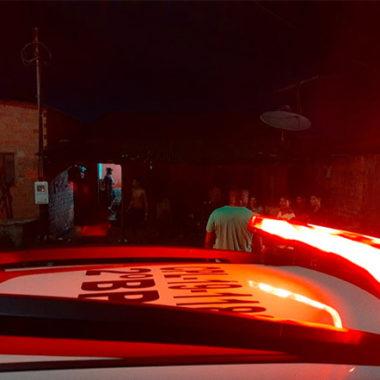 Durante ronda, vigilante é assaltado, não reage e leva tiro no rosto em Porto Velho