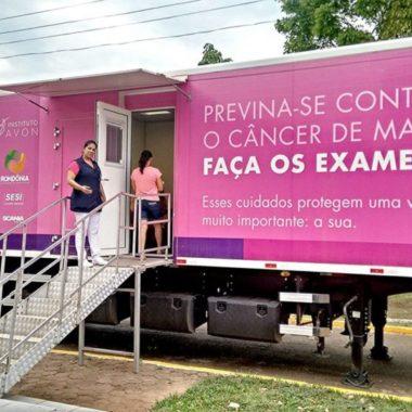 Seas realiza agendamento de mulheres do Orgulho do Madeira, para exames preventivos