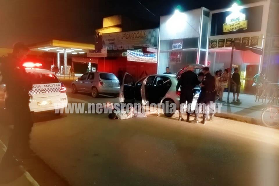 Quarteto é detido durante intensa perseguição na zona sul de Porto Velho