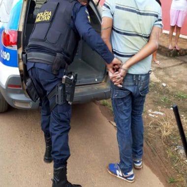 Homem é preso acusado de furtar residência na zona sul de Porto Velho