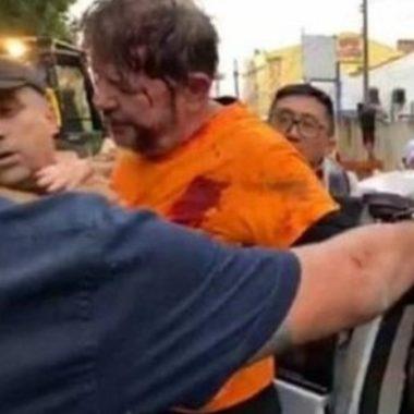 Senador é baleado durante protestos de policiais