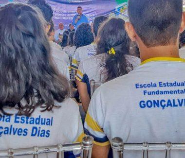Com resultados inéditos na Educação, governo abre ano letivo em Ji-Paraná