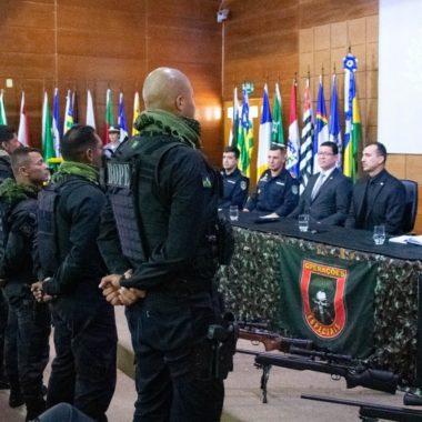 Secretaria de Estado da Segurança, Defesa e Cidadania abre inscrições para curso de Operações Especiais e Táticas