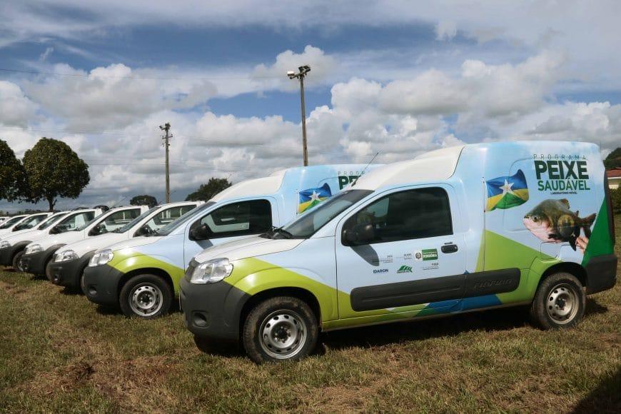 Governo de Rondônia fortalece agropecuária do Estado com investimentos no setor