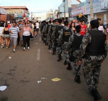 Polícia Militar discute medidas de segurança com representantes de blocos carnavalescos