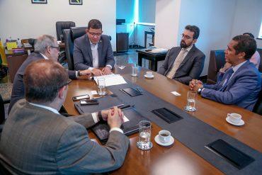 Gás natural e preços dos combustíveis são debatidos em reunião com a ANP, em Porto Velho
