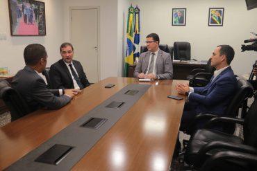 Governo e prefeitura alinham entendimento com foco ao saneamento básico de Porto Velho