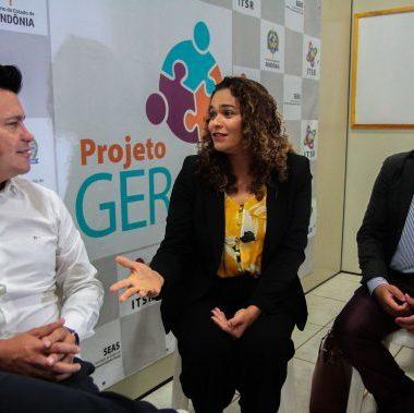 Parceria com o governo garante capacitação ao mercado de trabalho e ao empreendedorismo para jovens de Porto Velho
