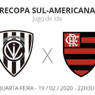 Flamengo e Independiente Del Valle jogam pela Recopa Sul-Americana