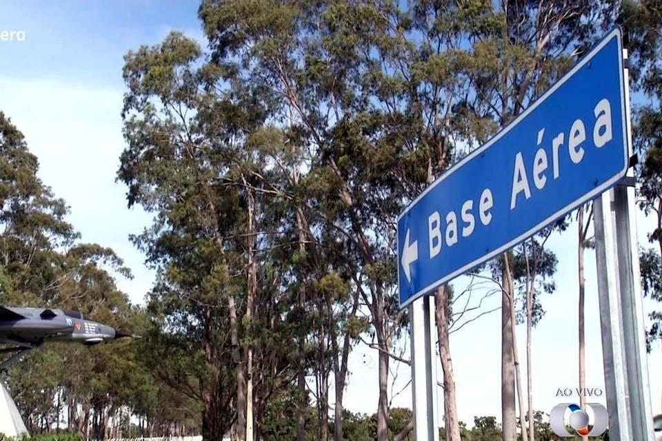 Base Aérea de Anápolis está pronta para receber repatriados