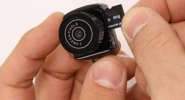 Bombeiro é indiciado por colocar câmera em vestiário feminino