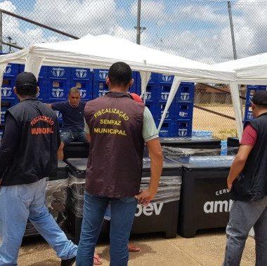 CARNAVAL 2020 – Ambulantes recebem licenças para trabalharem nos dias de folia