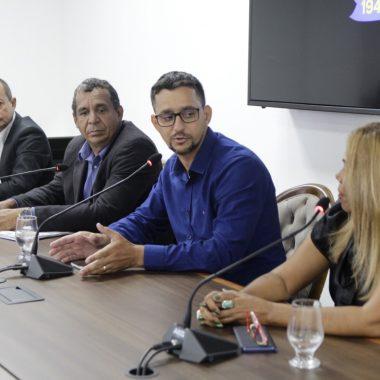 Deputado Anderson, Fenaspen e Sejus discutem implantação da Polícia Penal em Rondônia