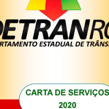 Detran Rondônia disponibiliza Carta de Serviços ao Cidadão
