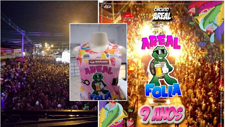Carnaval de rua de Porto Velho começa hoje com o ´Areal Folia´