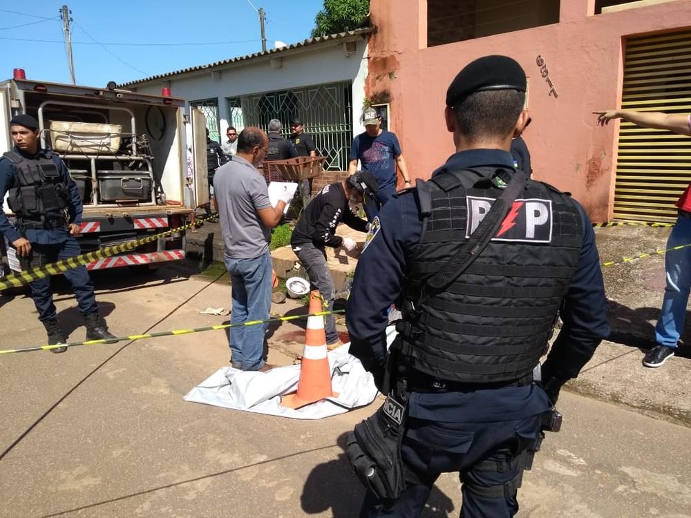 Polícia prende homem suspeito de matar a tiros eletricista da Energisa em Porto Velho