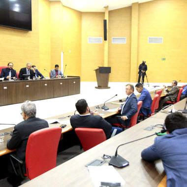 Assembleia Legislativa de Rondônia retoma os trabalhos na próxima terça-feira