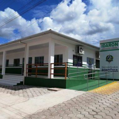 Nova sede da Idaron será inaugurada nesta sexta-feira, em Rolim de Moura