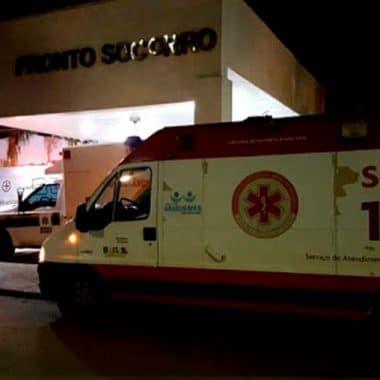 Acidente entre carro e moto deixa mulher morta e adolescente gravemente ferida em Porto Velho
