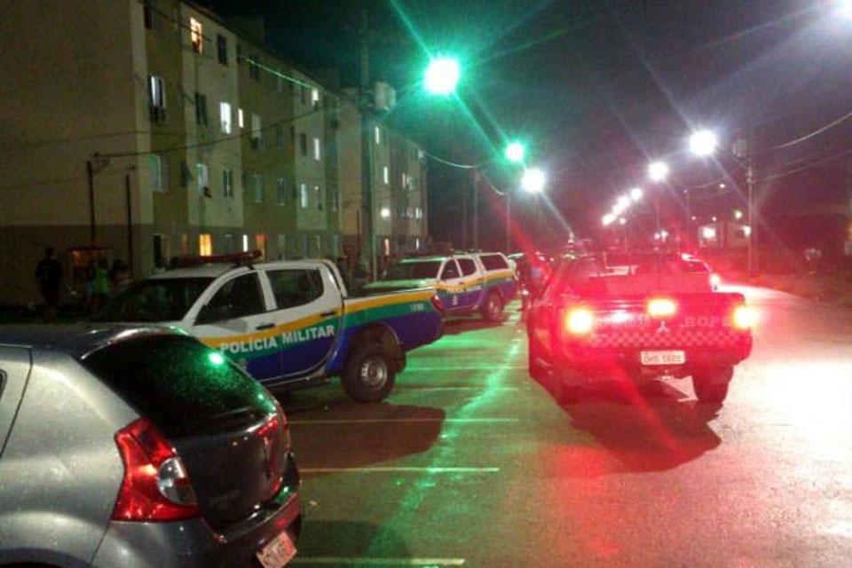 Polícia Civil e militar realizam Operação Pacatae no orgulho do madeira
