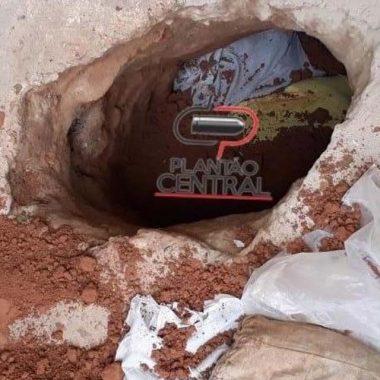 Quase 30 detentos fogem do Presídio Agenor Martins de Carvalho, em Ji-Paraná