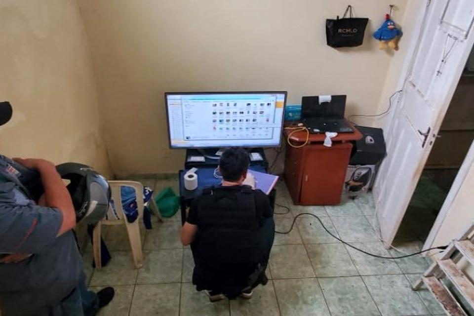 Polícia Federal prende homem suspeito de Pedofilia em Porto Velho
