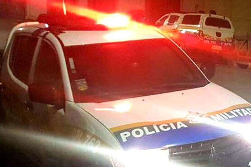 Homem é baleado na cabeça após ter sua casa invadida por assaltante