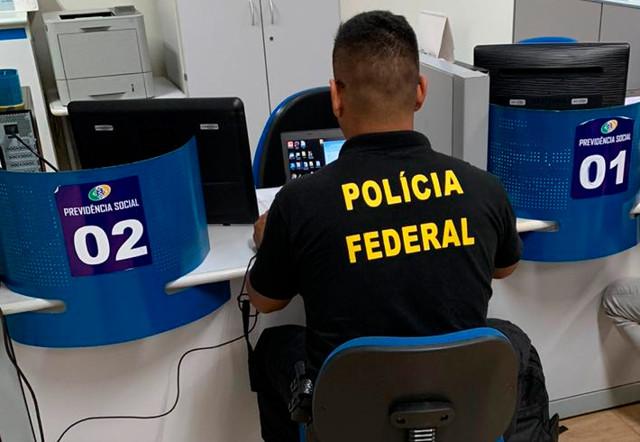 Polícia Federal deflagra operação para combater fraude na concessão de auxílio-reclusão