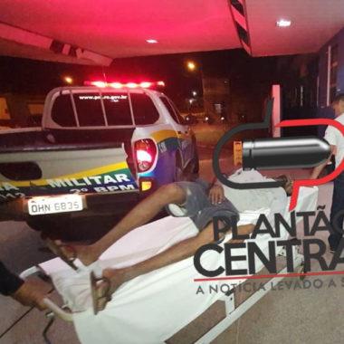 Homem é baleado durante tentativa de homicídio em Ji-Paraná
