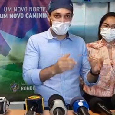Secretário de Saúde confirma a primeira morte por Coronavírus em Rondônia